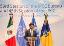 México destaca en avances en cambio climático: SEMARNAT