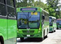 SEMARNAT anuncia fondo para cambiar unidades de TP por vehículos de gas natural