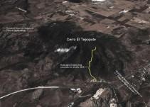 Fuego en Tepopote pudo haber sido provocado para cambio de uso de suelo