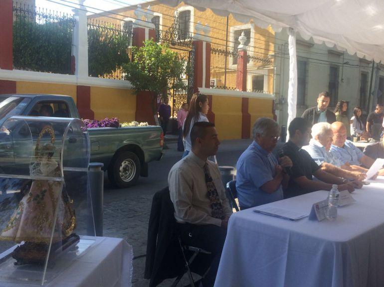 Planean actividades culturales y religiosas en el Barrio de Analco