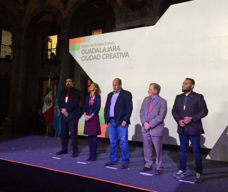 Camina Guadalajara para poder alzanzar su inclusión en la Red Global de Ciudades Creativas