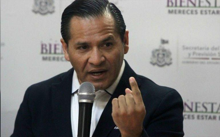 Se investiga tanto a presos como custodios: Almaguer Ramírez