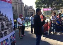 Inician recorridos turísticos en Guadalajara