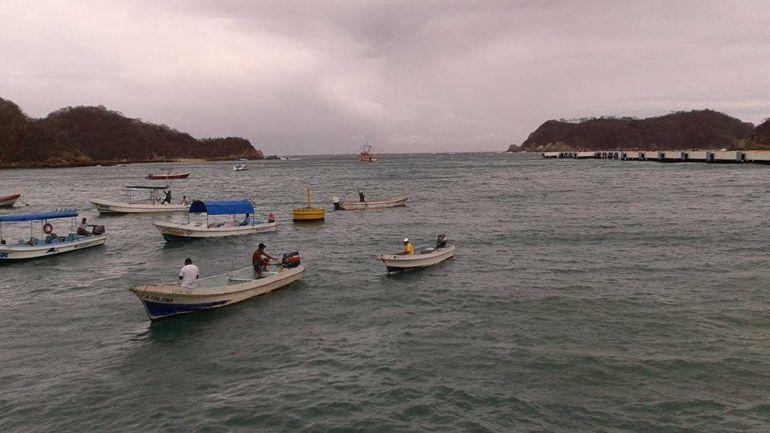 Rescatan a pareja de neozelandeses en Huatulco, salieron de Jalisco