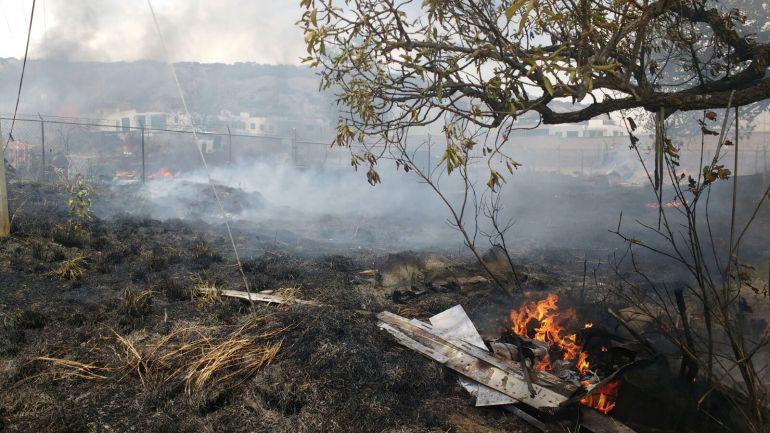 Siguen los incendios forestales en Jalisco