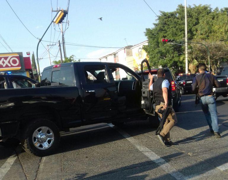 Fiscalía intervino para liberar un presunto delincuente detenido por la Policía tapatía: Caro