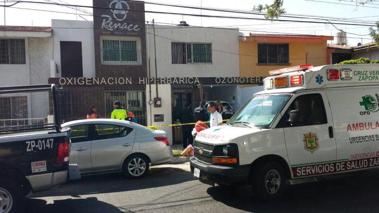 Asesinan a abogado penalista dentro de una clínica