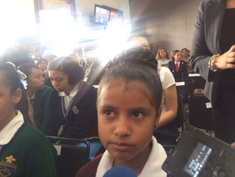 Se expresaron los niños acerca de las inquietudes sobre su entorno y cómo lo mejorarían