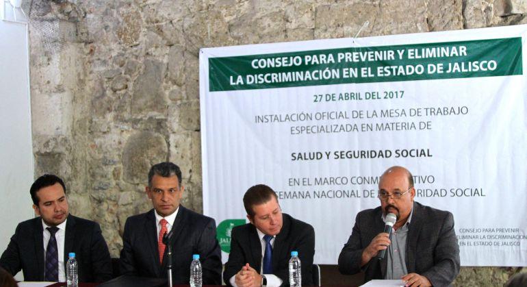 Consejo Para Prevenir la Discriminación recibe quejas por seguridad y salud