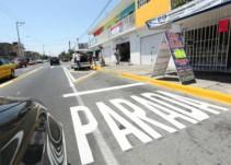 Avanza el balizamiento para la entrada del modelo Ruta-Empresa del TP