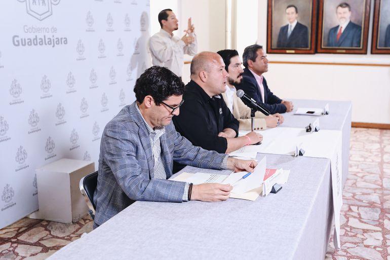 Iniciarán la consulta de los Planes Parciales De Desarrollo de Guadalajara