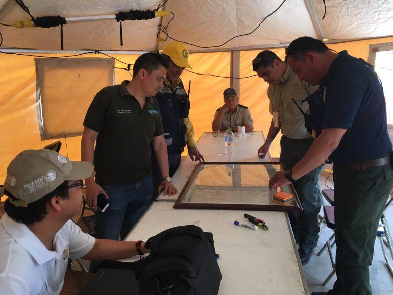 Incendio Forestal en Tequila lleva casi 2 mil hectáreas afectadas