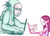 El 80 % de los contactos en redes sociales de los niños son desconocidos