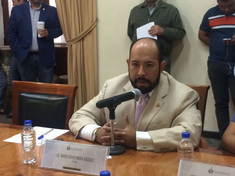 Renuevan Comité de Adquisiciones del Poder Legislativo