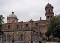 SCT espera dictamen de la UNAM sobre daños en iglesia de San Francisco