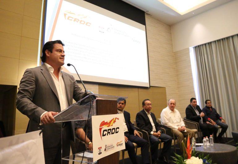 Gobernador reconoce a líderes de la CROC