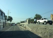 A 80% la ampliación en Adlof Horn y 8 de Julio en Tlajomulco