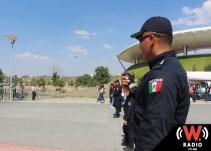 Más de dos mil elementos para resguardar la final en el estadio Chivas