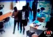 Cesan a juez de Lagos de Moreno tras agredir a un trabajador del tribunal