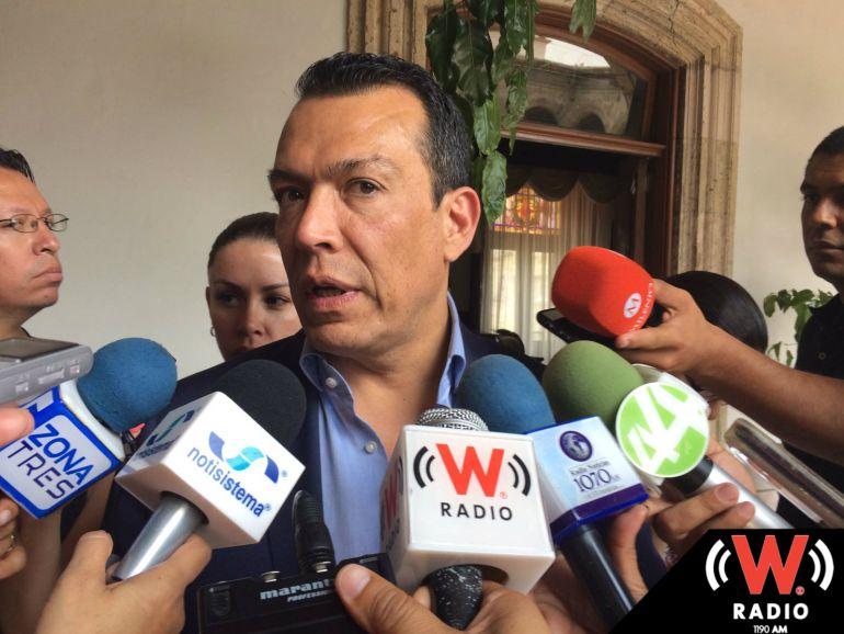 Secretario general de gobierno invita a diputados a aprobar la Reforma Electoral