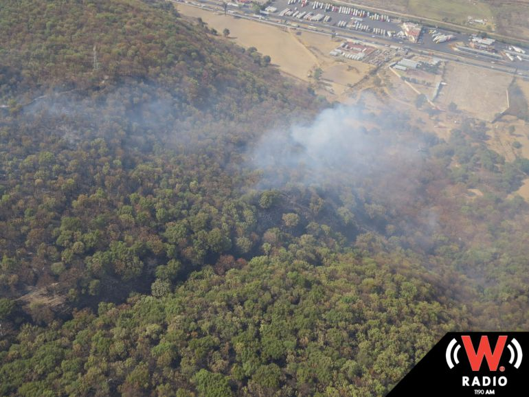 Van 87 mil hectáreas quemadas en el 2017: SEMADET