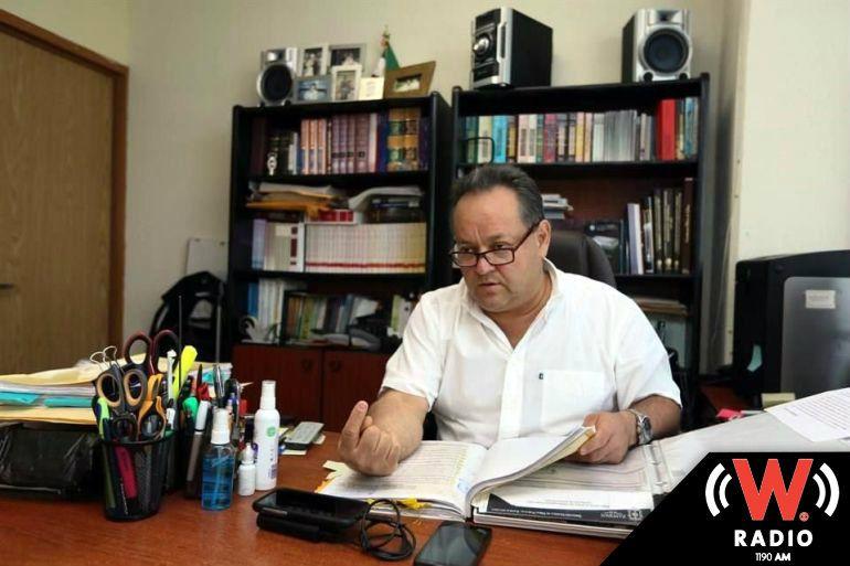 Aprueban en comisiones el desafuero al magistrado Alberto Barba