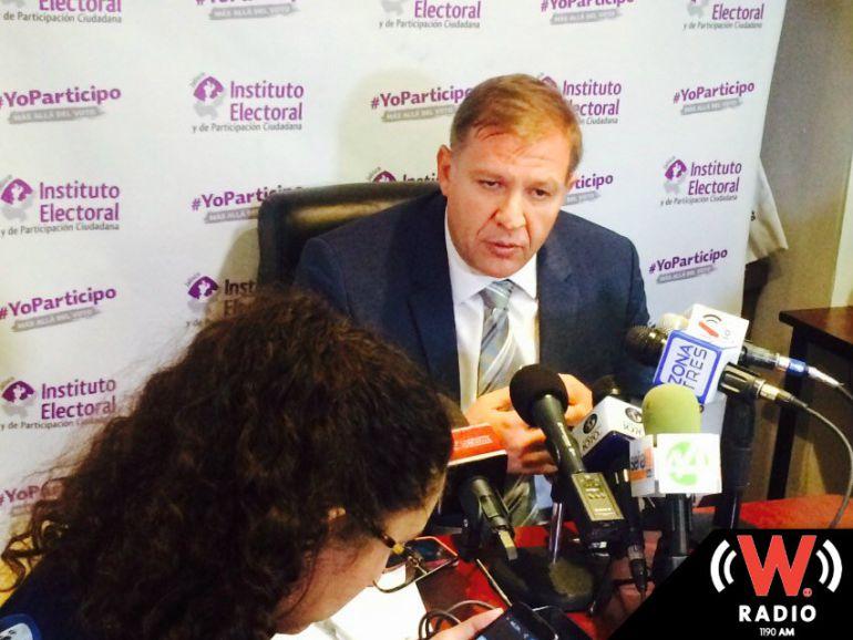 IEPC confirmará si pueden atrasar el inicio del proceso electoral del 2018