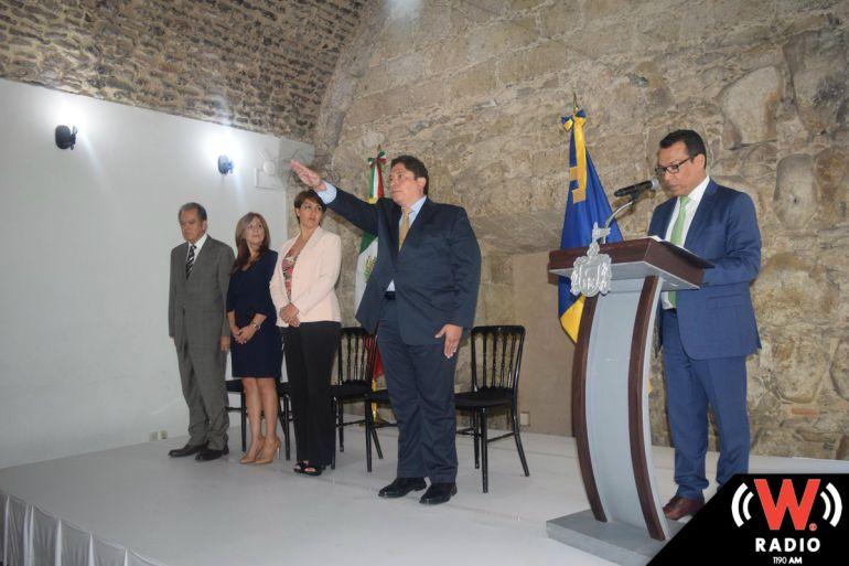 José Luis Leal Campos, nuevo subsecretario de Enlace Legislativo