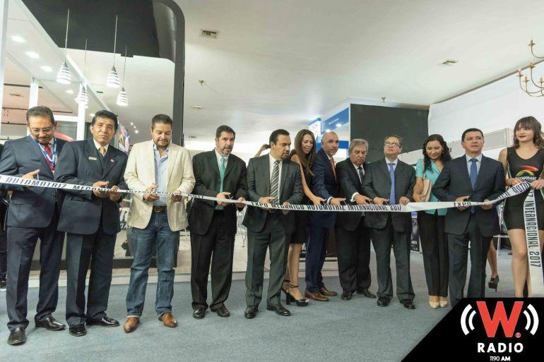 Inauguran la 17° edición de Expo Automotriz en el Salón Guadalajara