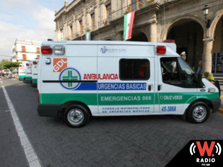Buscarán que IMSS pague los traslados de ambulancia de sus derechohabientes tapatíos