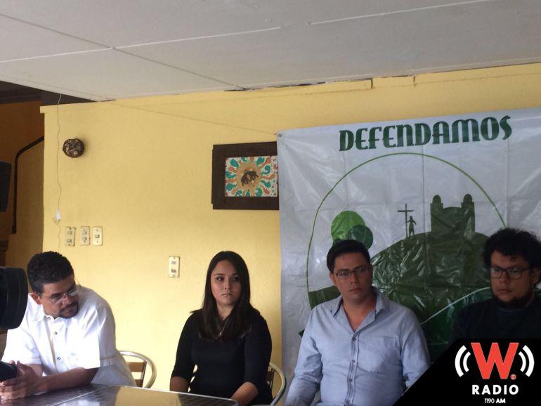 """Defensores del Cerro de la Reina acusan de """"simulación"""" cancelación del proyecto Yolkan"""