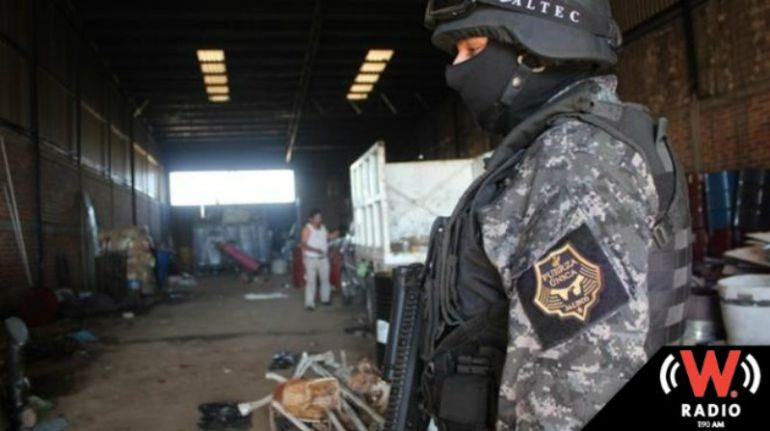 FGJ catea casa de seguridad perteneciente a célula delictiva en Tlajomulco