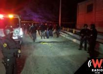 Robo a constructora en Tlajomulco terminó en persecución