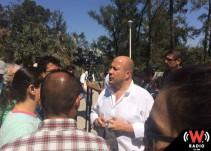 SIAPA terminará obras en las calles aledañas al parque San Rafael