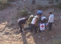 Fallece bebé en accidente automovilístico
