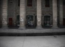 Vandalizan Teatro Degollado y el monumento a Quetzalcóatl