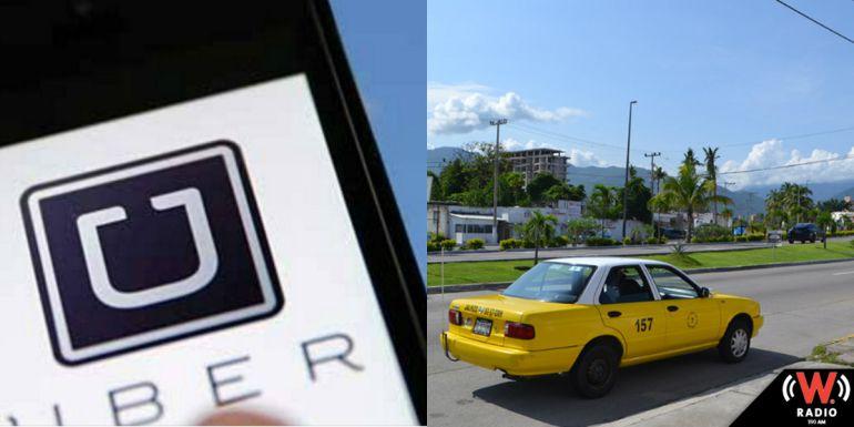 SGG teme enfrentamiento entre taxistas y Uber por su llegada a Puerto Vallarta