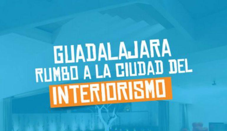 Del 19 al 21 de octubre realizarán Congreso de Interiorismo en Guadalajara