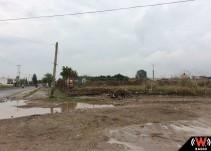 A dos días de la inundación en Tonalá, siguen los encharcamientos
