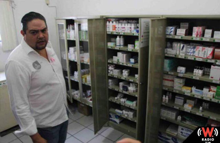 Secretaría de Salud analiza abastecimiento de medicamento en centros de salud