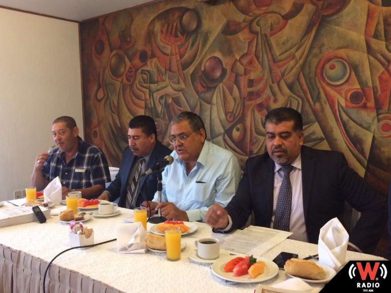 Ejidatarios de El Zapote anuncian manifestaciones diarias en el aeropuerto