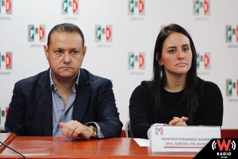 Pide el PRI a la FGJ que acelere investigación contra ex alcalde de Yahualica