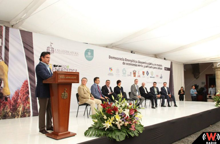 Buscarán la creación de infraestructura para generar energía en Jalisco