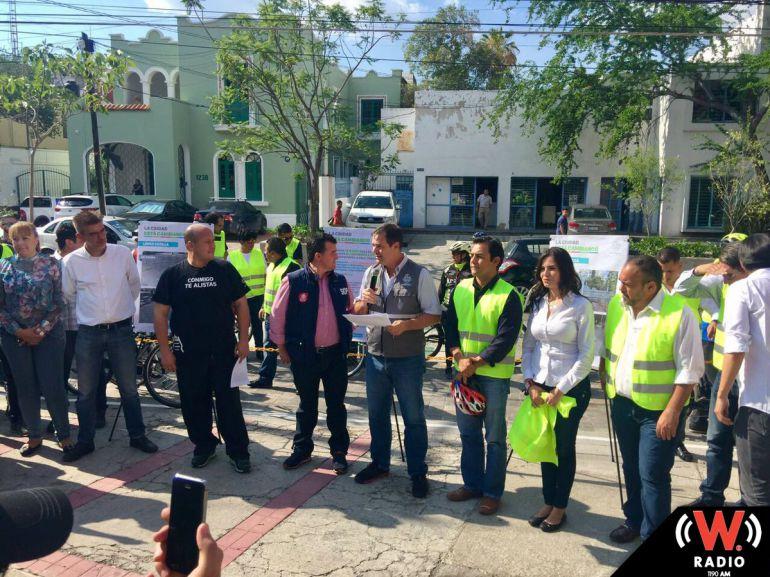 Alfaro se opone a que consulten las ciclovías