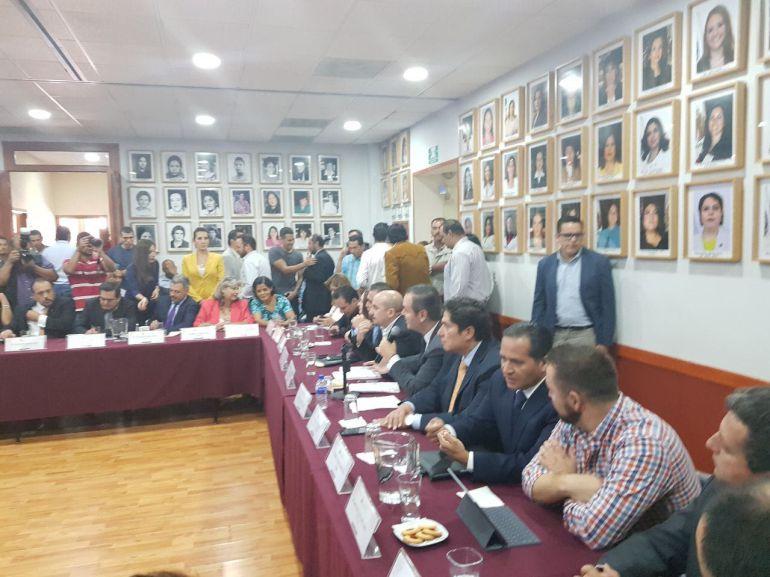 La nueva Ley Anticorrupción logrará encarcelar a criminales importantes: FGE
