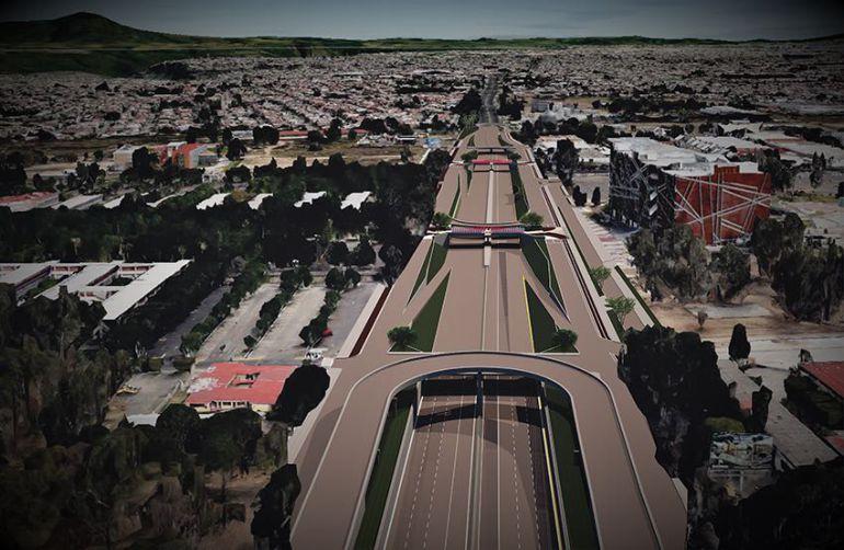 Arrancarán las obras de construcción del Viaducto Belenes