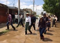 Instalan ocho albergues en Tlaquepaque para afectados por inundación