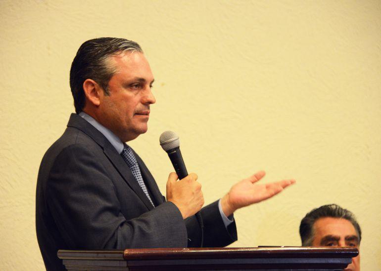 El Subsecretario de Administración no teme a las auditorías en las compras del Estado