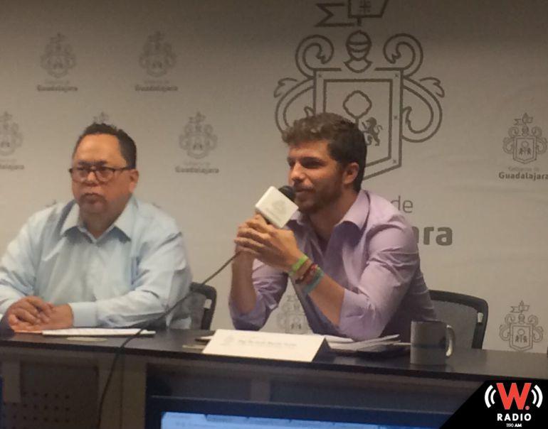 Bernado Macklis presenta iniciativa para evaluar a funcionarios del Ayuntamiento de Guadalajara