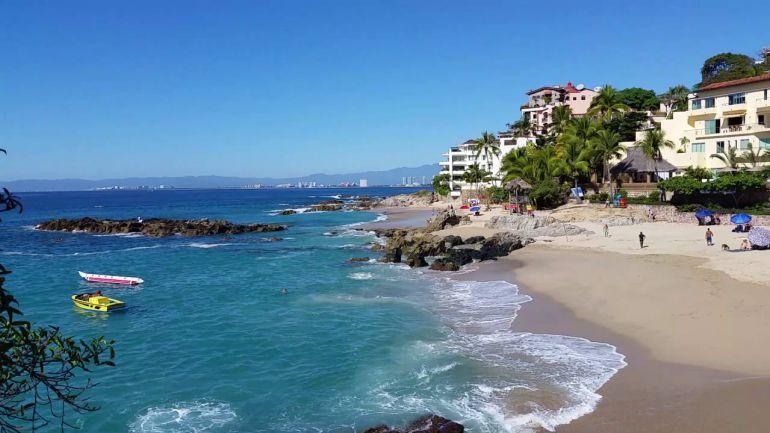 Puerto Vallarta tiene 8 playas certificadas